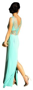 BCBGMAXAZRIA Lace Evening Gown Gown Dress