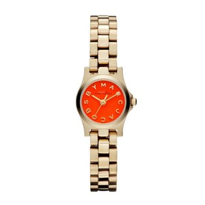Marc by Marc Jacobs Marc by Marc Jacobs Gold Tone Henry Dinky Watch