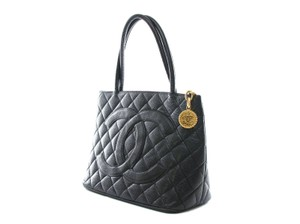 Chanel Made In Italy Tote in Black