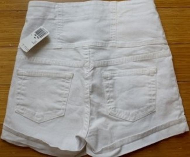 Forever 21 Denim Shorts-Colored