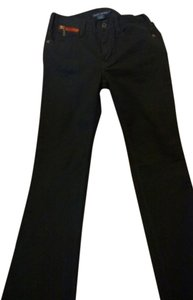 ralph lauren Label Tribeca Straight Leg Jeans-Dark Rinse