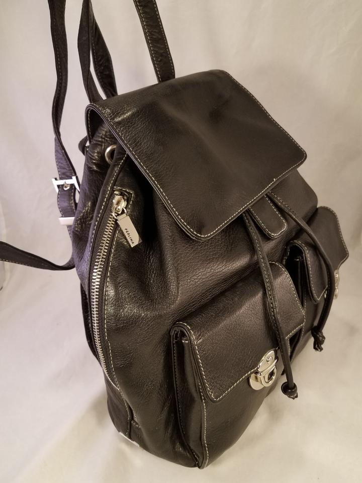0947634fc915 Black Leather Backpack Handbags Sale | Stanford Center for ...