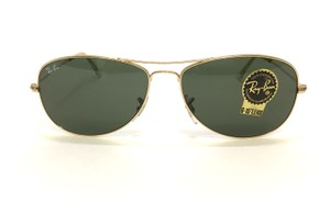Ray-Ban Cute Petite Ray Ban Gold Sunglasses RB 3362 001 Free 3 Day Shipping
