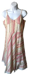 DKNY short dress multi color on Tradesy