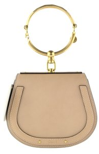 Chloé Bohemian Chic Gold Trendy Cross Body Bag