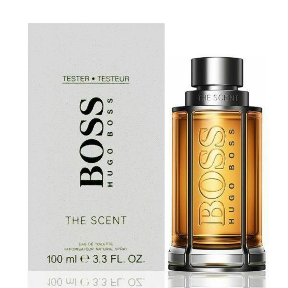 buying cheap factory price latest Hugo Boss The Scent By Boss-men-edt-100 Ml-tester-made In Uk Fragrance 39%  off retail