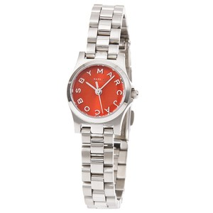 Marc By Marc Jacobs Marc by Marc Jacobs Henry Silver Tone Watch