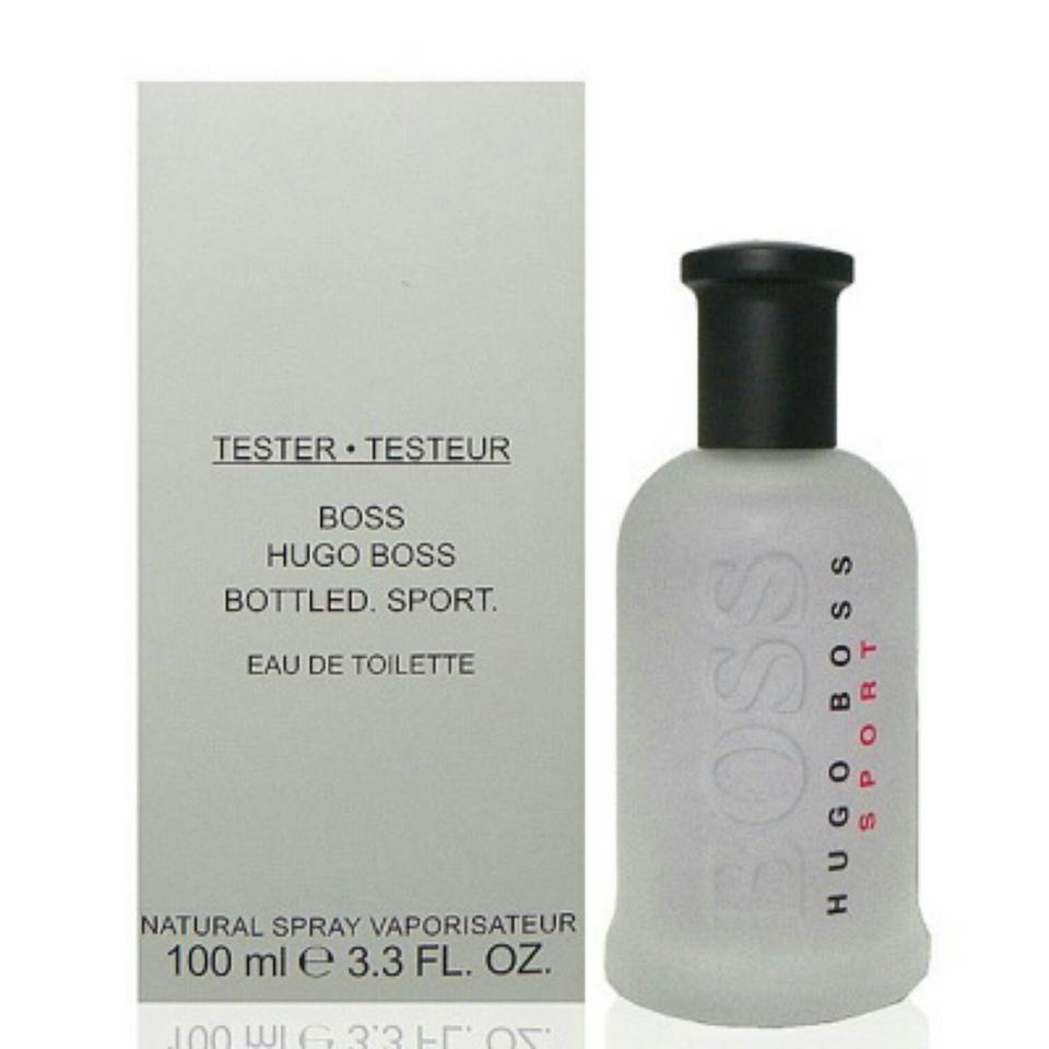 hugo boss bottled sport by men 100 ml tester made in uk. Black Bedroom Furniture Sets. Home Design Ideas