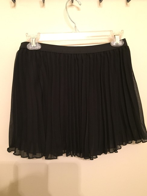 Frederick's of Hollywood Sexy Mini Skirt Black