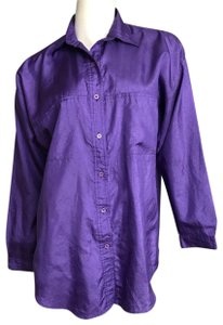 Diane von Furstenberg Button Down Shirt