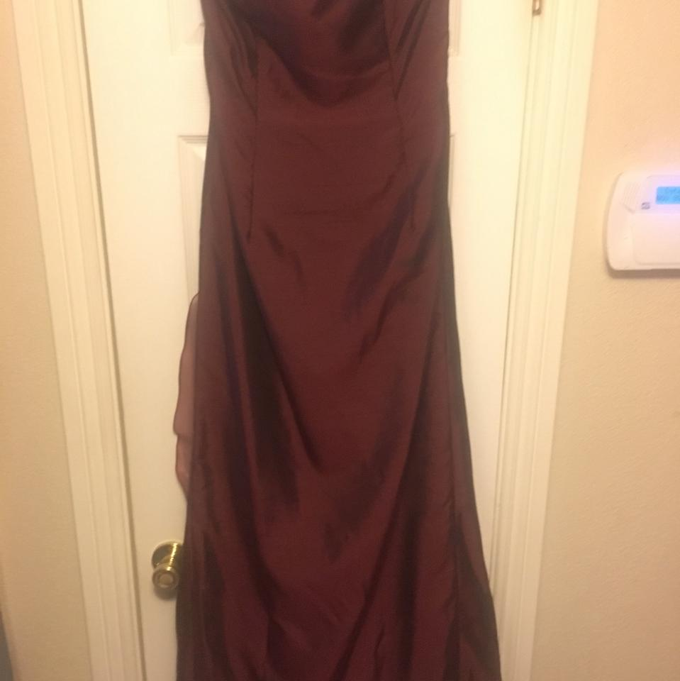 Red Jessica Mcclintock Bridesmaid Dresses Mother Of The Bride Up To 90 Off At Tradesy