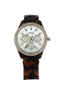 Fossil Stella Tortoise Crystal Watch