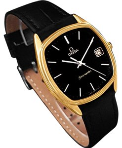 Omega 1981 Omega Seamaster Classic Accuset Vintage Mens Retro Quartz Watch -