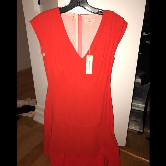 Rebecca Taylor short dress Red on Tradesy Image 2