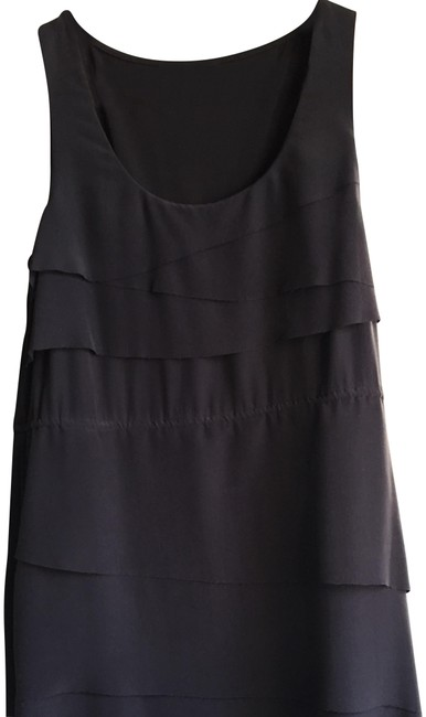 Preload https://img-static.tradesy.com/item/22527124/julie-dillon-black-silk-tiered-flowy-short-cocktail-dress-size-0-xs-0-5-650-650.jpg