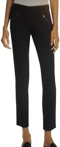 Rebecca Taylor Straight Pants Navy