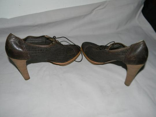 Paola Ferri Brown Boots Image 3