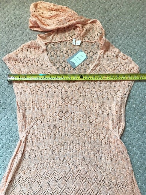 Anthropologie Moth Lacey Knit Linen Blend Sweater Image 7