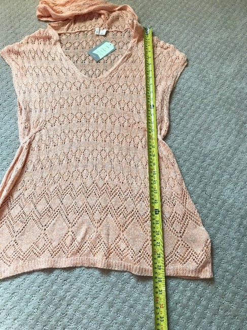 Anthropologie Moth Lacey Knit Linen Blend Sweater Image 8