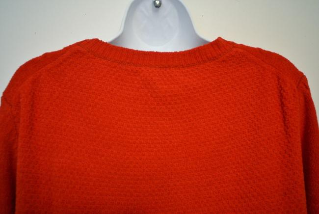 J. Jill Generous Fit Relaxed Fit Cable Knit Soft Chenille Sweater Image 5
