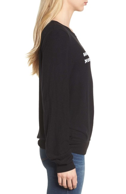 Wildfox Couture Love Sweetheart Baggy Beach Jumper Sweater Image 4