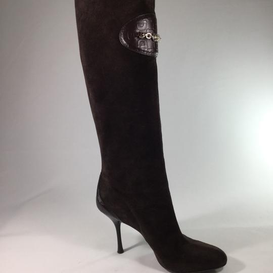 Gucci Suede Suede brown Boots Image 1
