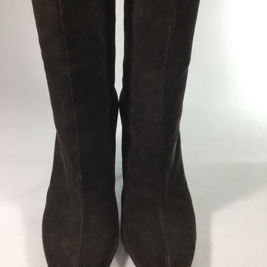 Gucci Suede Suede brown Boots Image 4