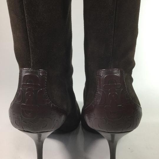 Gucci Suede Suede brown Boots Image 5