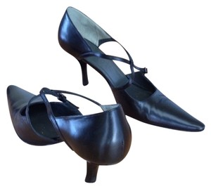 Jil Sander High End Designers Black Pumps