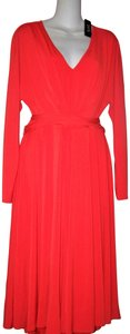 Red Maxi Dress by Isabel Toldeo for Lane Bryant