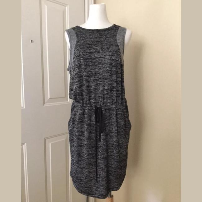 Lou & Grey short dress black marl on Tradesy Image 1