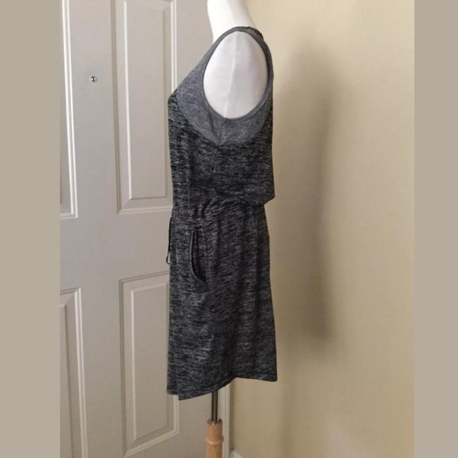 Lou & Grey short dress black marl on Tradesy Image 2