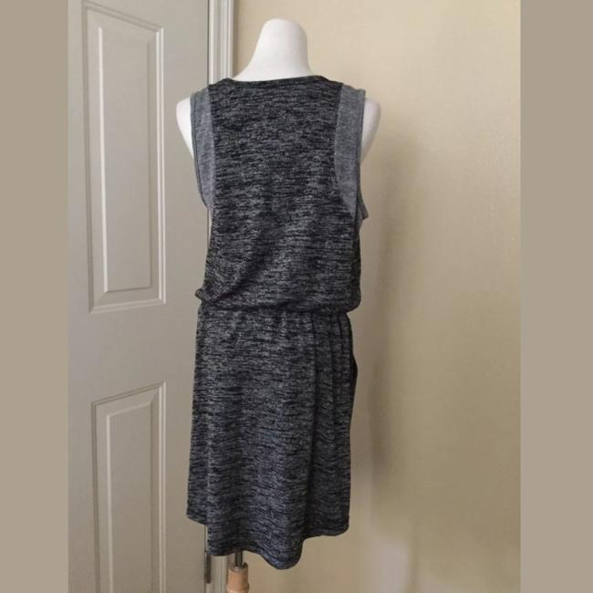 Lou & Grey short dress black marl on Tradesy Image 3