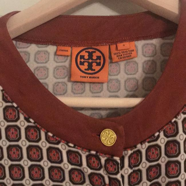 Tory Burch Indian Inspired Thanksgiving Tunic Image 1