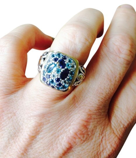 Preload https://item1.tradesy.com/images/john-hardy-gold-and-silver-sapphire-blue-topaz-iolite-ring-2252905-0-0.jpg?width=440&height=440