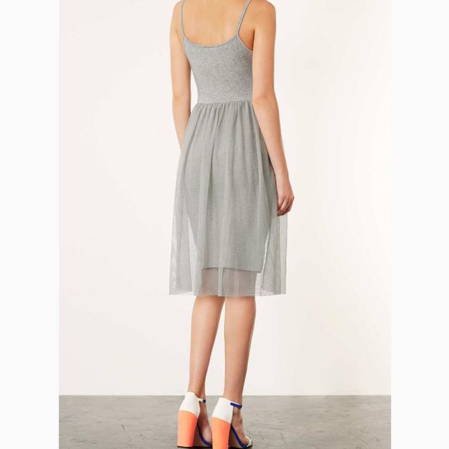 grey Maxi Dress by Topshop Image 2