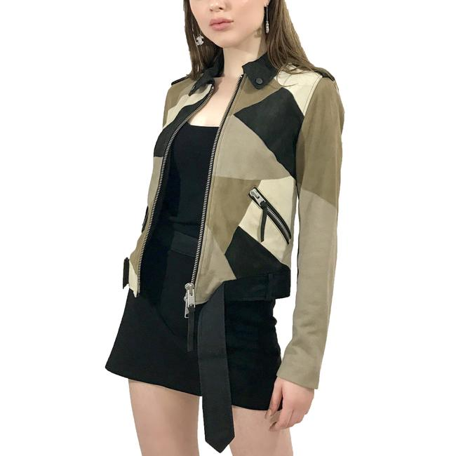 Item - Brown New Turner Multi Suede Jacket Size 0 (XS)