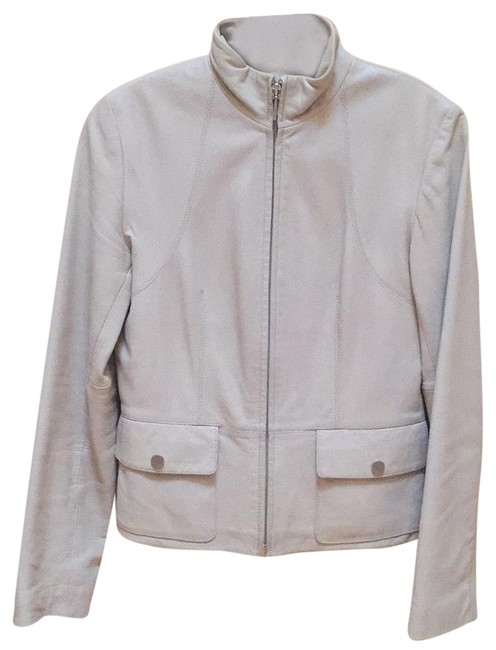 Preload https://img-static.tradesy.com/item/22529515/kenneth-cole-cream-leather-jacket-size-0-xs-0-1-650-650.jpg