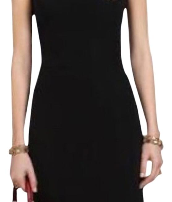 Preload https://img-static.tradesy.com/item/22529538/dolce-and-gabbana-black-dolce-and-gabbana-mid-length-workoffice-dress-size-6-s-0-6-650-650.jpg