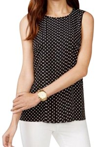 Michael Kors Top black and white polka dot