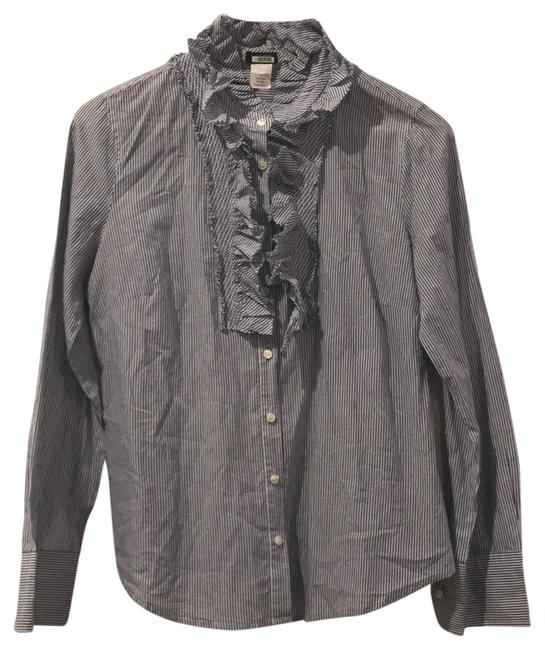 Preload https://img-static.tradesy.com/item/22529601/jcrew-blouse-button-down-top-size-4-s-0-1-650-650.jpg