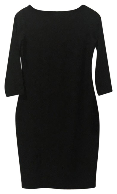 Preload https://img-static.tradesy.com/item/22529627/spanx-black-bod-a-bing-mid-length-workoffice-dress-size-4-s-0-1-650-650.jpg