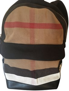 ab8aa30b8753 Black Burberry Backpacks - Up to 90% off at Tradesy