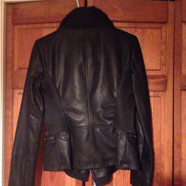 Guess Motorcycle Jacket Image 4