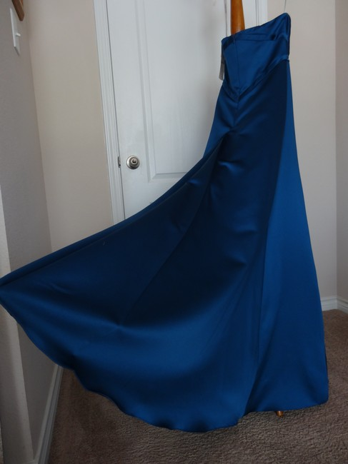 David's Bridal Ball Gown Prom Mother Of The Bride Wedding Dress Image 2