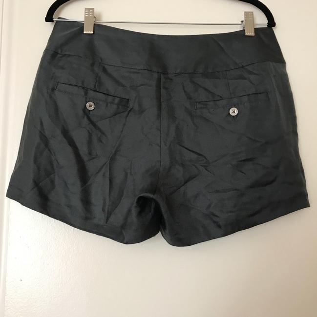 7 For All Mankind Dress Shorts blue gray Image 4