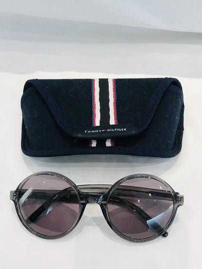 Tommy Hilfiger TH 1187/S 7NREP Oversized Round Sunglasses Image 1