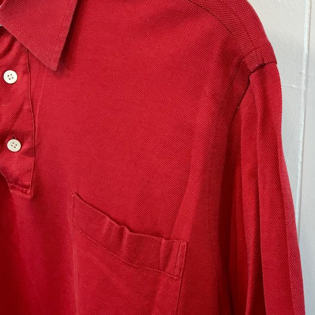 Brioni T Shirt Red Image 1