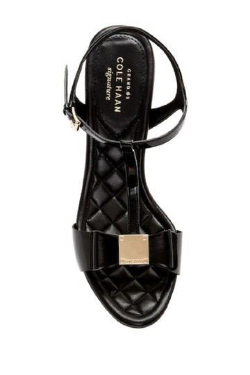Cole Haan Black Platforms Image 3