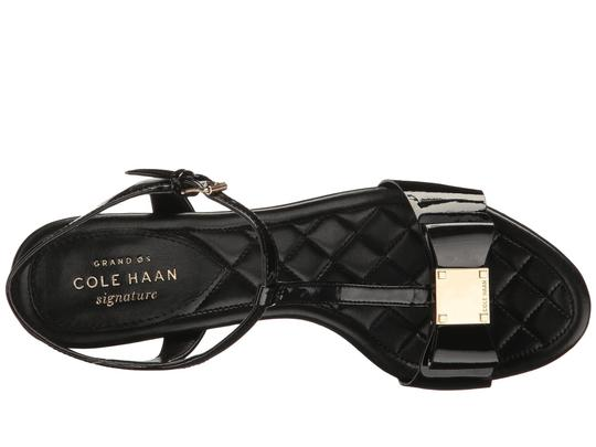 Cole Haan Black Platforms Image 8